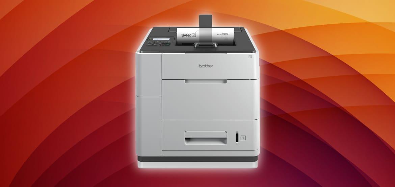 Impresora Gran Producción Brother HL-S7000DN-Front