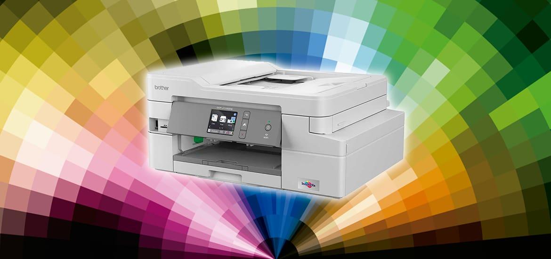 Impresora multifunción MFC-J1100DW All in Box