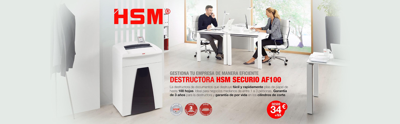 HSM-DESTRUCTORAS